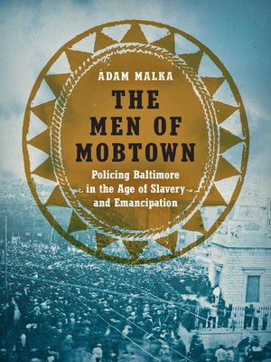 cover image of The Men of Mobtown