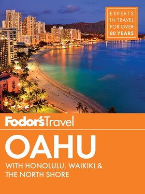cover image of Fodor's Oahu