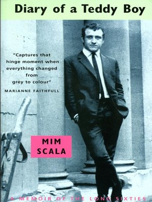 cover image of Diary of a Teddy Boy