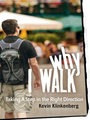cover image of Why I Walk