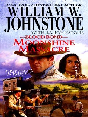 cover image of Moonshine Massacre