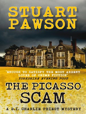 cover image of The Picasso Scam