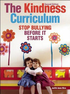 kindness curriculum