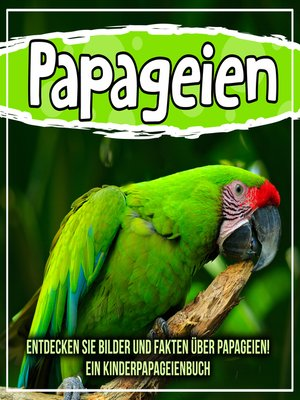 cover image of Papageien