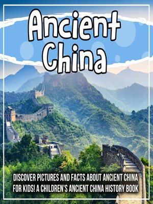 cover image of Ancient China