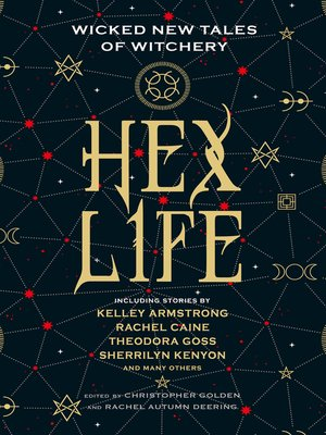 Hex Life: Wicked New Tales of Witchery Book Cover