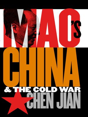 cover image of Mao's China and the Cold War