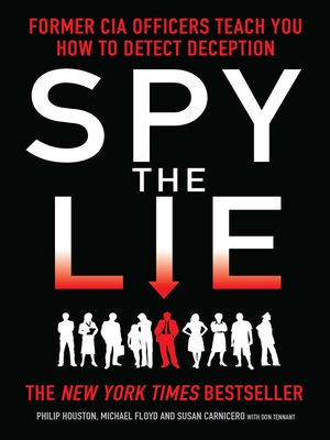 cover image of Spy the Lie