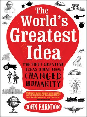 cover image of The World's Greatest Idea
