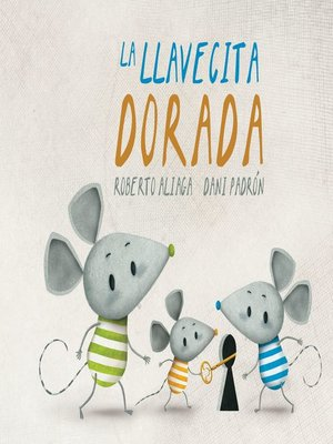 cover image of La llavecita dorada (The Little Golden Key)