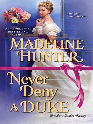 cover image of Never Deny a Duke