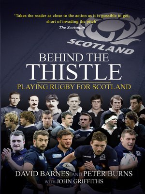cover image of Behind the Thistle