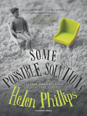cover image of Some Possible Solutions
