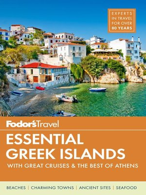 cover image of Fodor's Essential Greek Islands