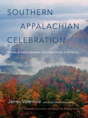 cover image of Southern Appalachian Celebration