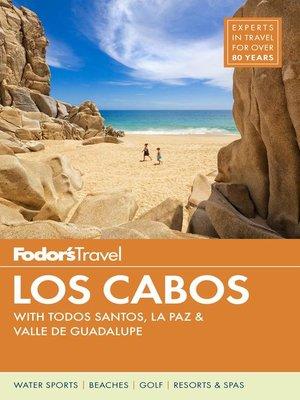 cover image of Fodor's Los Cabos