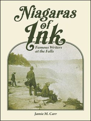 cover image of Niagaras of Ink