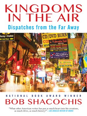 cover image of Kingdoms in the Air