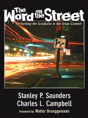 cover image of The Word on the Street