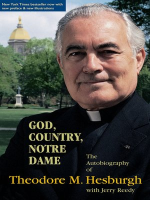 cover image of God, Country, Notre Dame