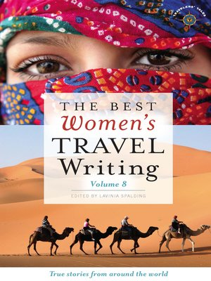 cover image of The Best Women's Travel Writing, Volume 8