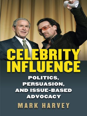 cover image of Celebrity Influence