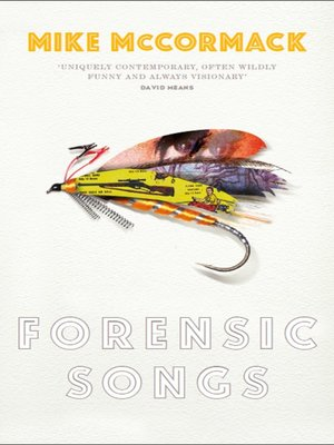 cover image of Forensic Songs