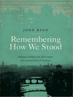 cover image of Remembering How we Stood