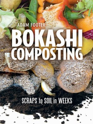cover image of Bokashi Composting