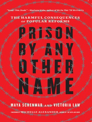 cover image of Prison by Any Other Name