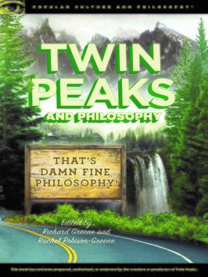 cover image of Twin Peaks and Philosophy