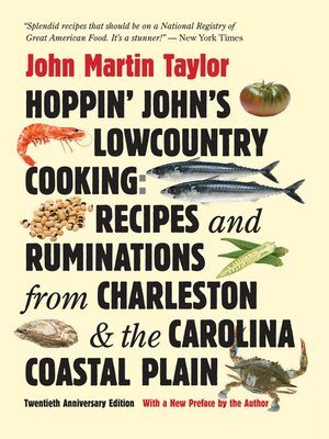 cover image of Hoppin' John's Lowcountry Cooking