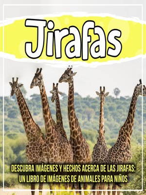 cover image of Jirafas