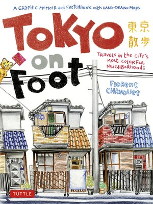 cover image of Tokyo on Foot
