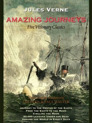 cover image of Amazing Journeys