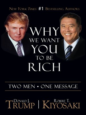 cover image of Why We Want You to Be Rich