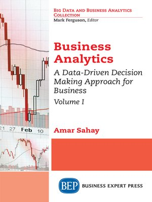 cover image of Business Analytics, Volume I