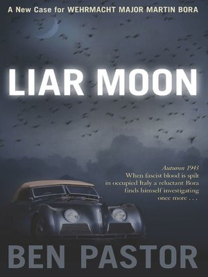 cover image of Liar Moon