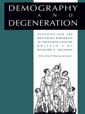 cover image of Demography and Degeneration