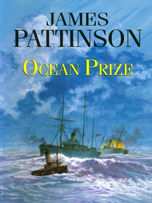 cover image of Ocean Prize