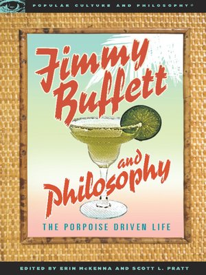 cover image of Jimmy Buffett and Philosophy