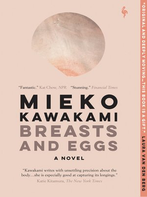 cover image of Breasts and Eggs