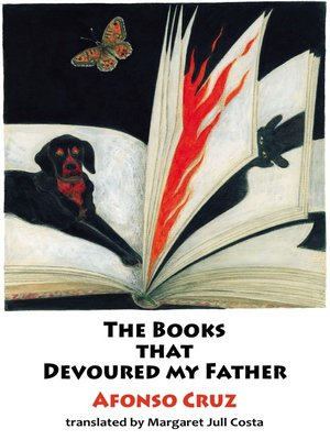 cover image of The Books that Devoured my Father