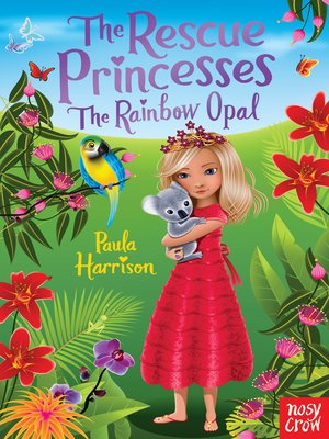 cover image of The Rainbow Opal
