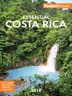 cover image of Fodor's Essential Costa Rica 2019