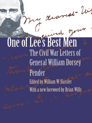 cover image of One of Lee's Best Men