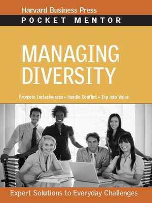 cover image of Managing Diversity