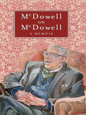 cover image of McDowell on McDowell