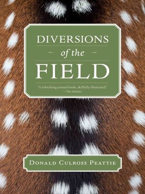 cover image of Diversions of the Field