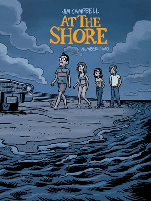 cover image of At the Shore #2